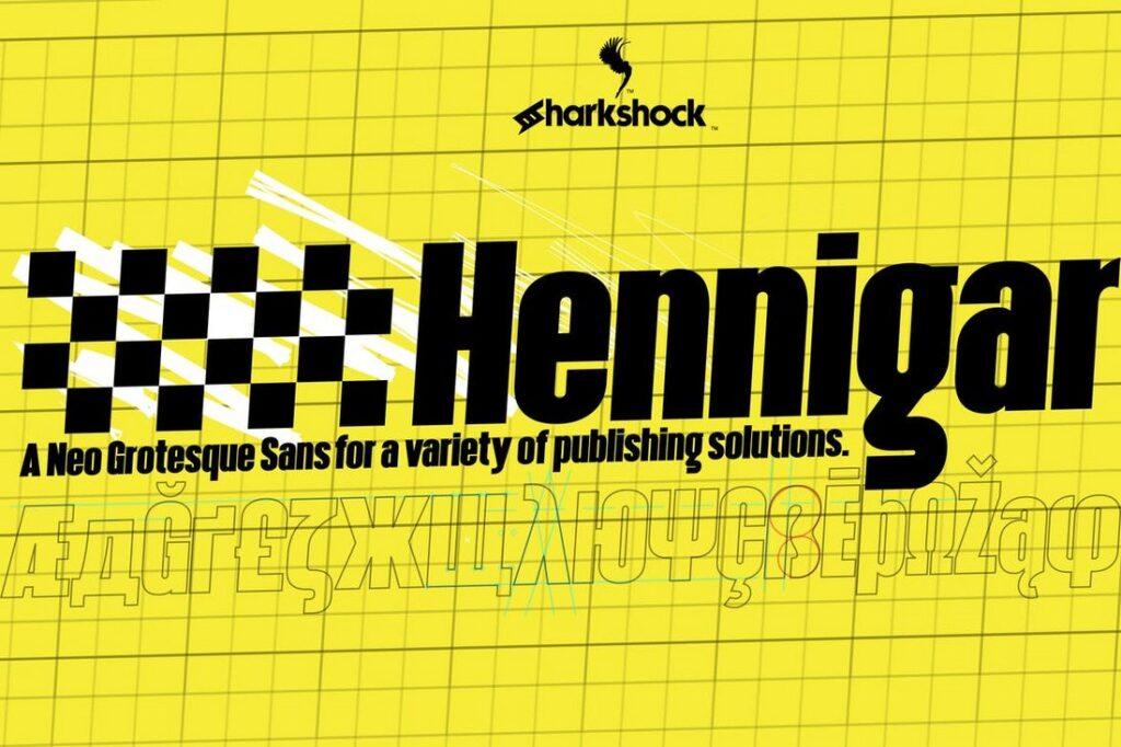 Hennigar Poster letras