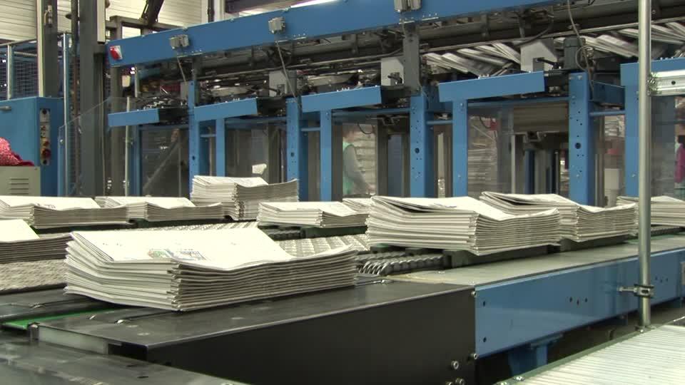 la imprenta como medio de comunicación. Avance para la impresión de prensa escrita