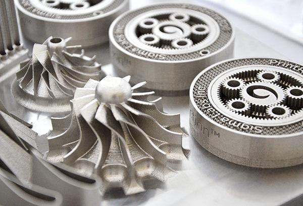 Metal 3D impresion