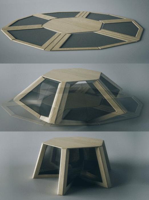 ejemplo de impresión 4D