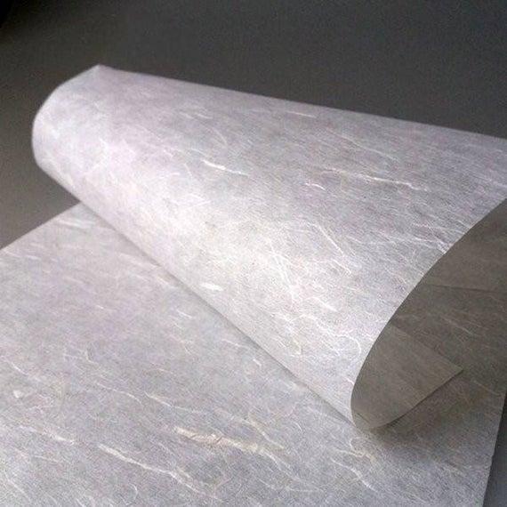 Papel de arroz para impresión.