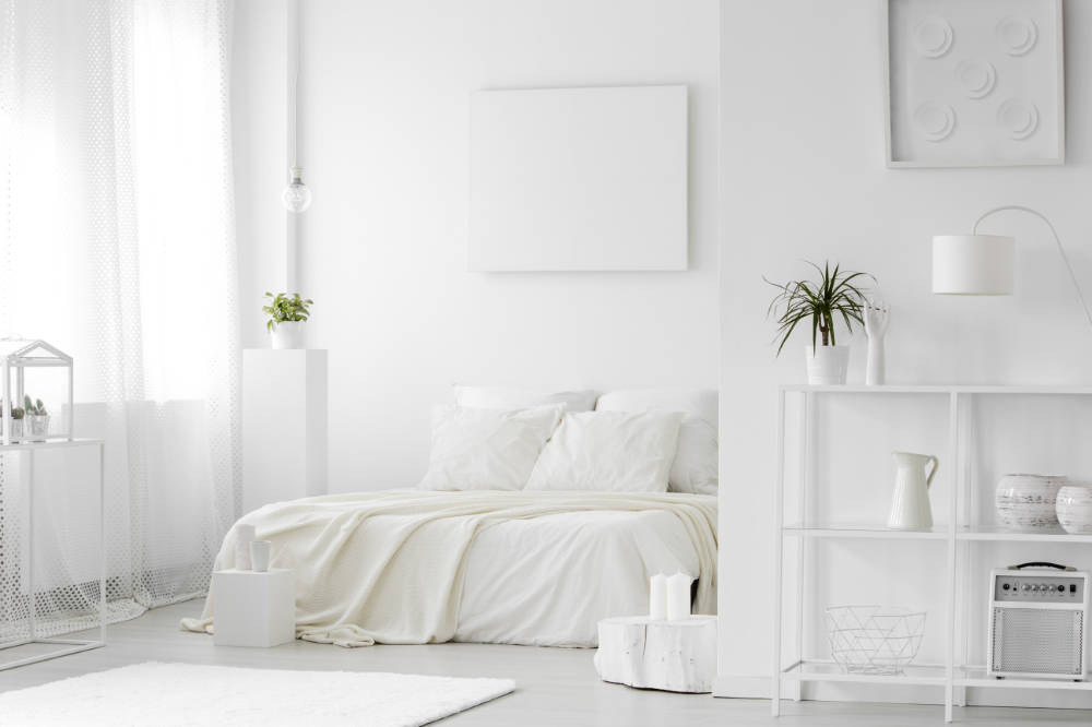 Psicologia da cor branca aplicada ao design de interiores