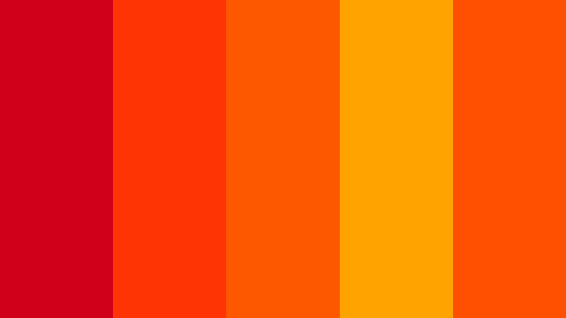 Psicología del color naranja, detalles.