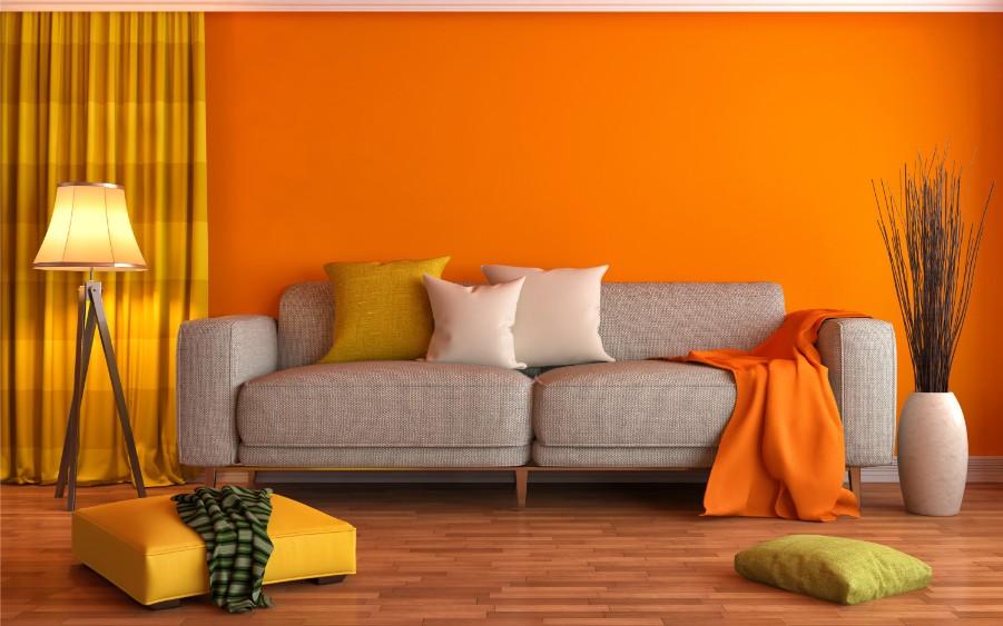 Efectos del color naranja sobre las personas.