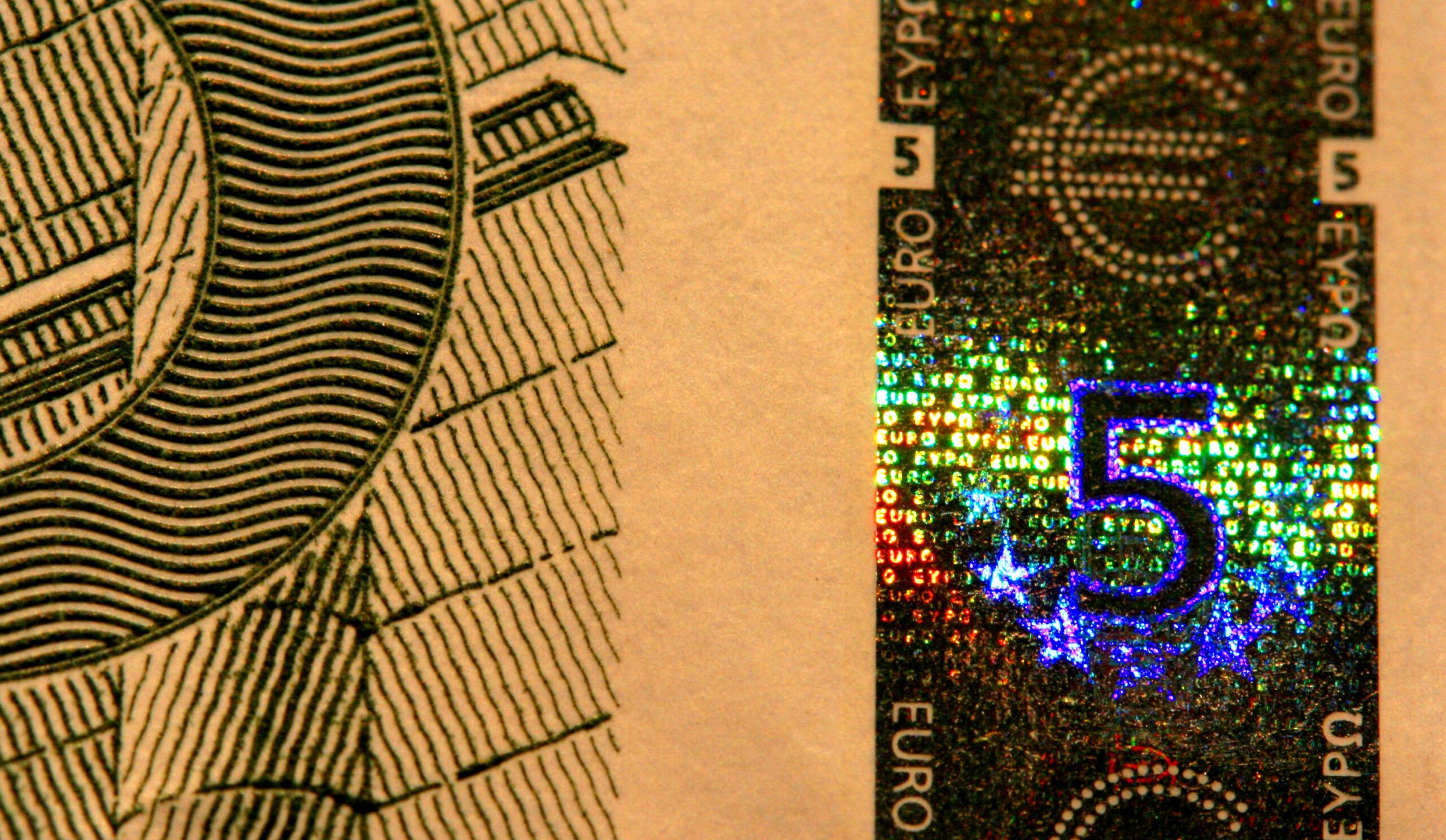 La impresión h olográfica como medio de protección