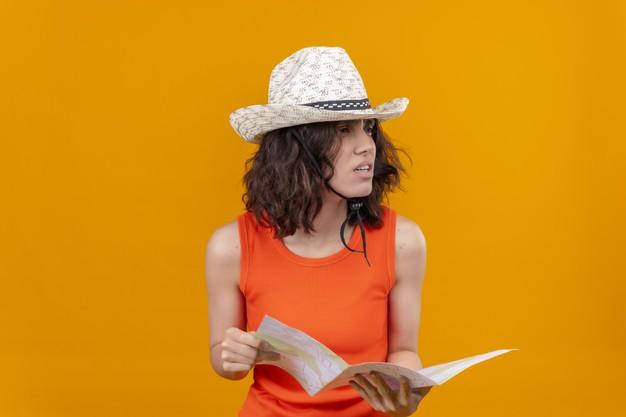 Personalidad asociada al color naranja