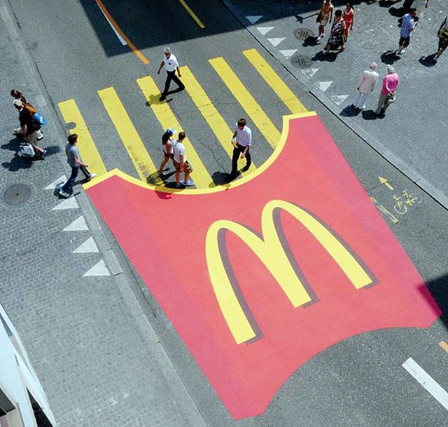 Guerrilla marketing examples of great companies