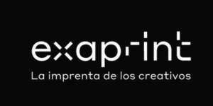 logo exaprint mejor imprenta España