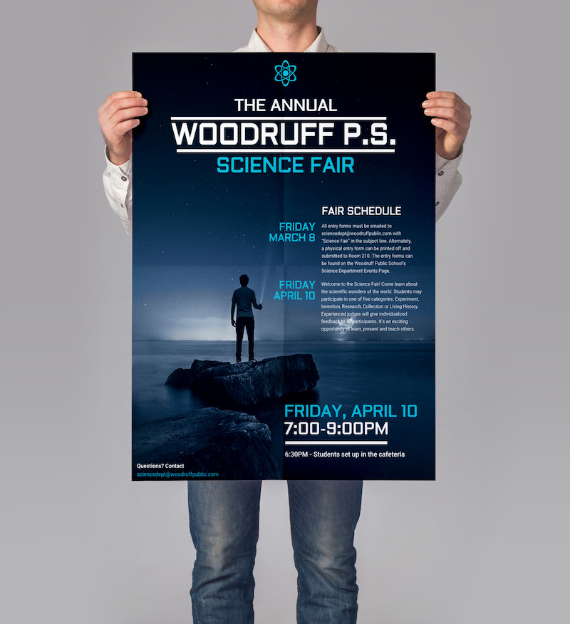 Large poster sizes