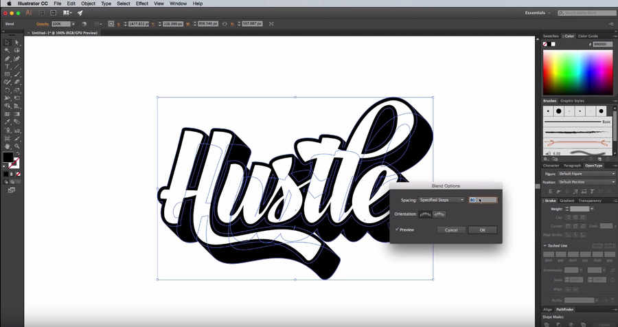 tool Illustrator
