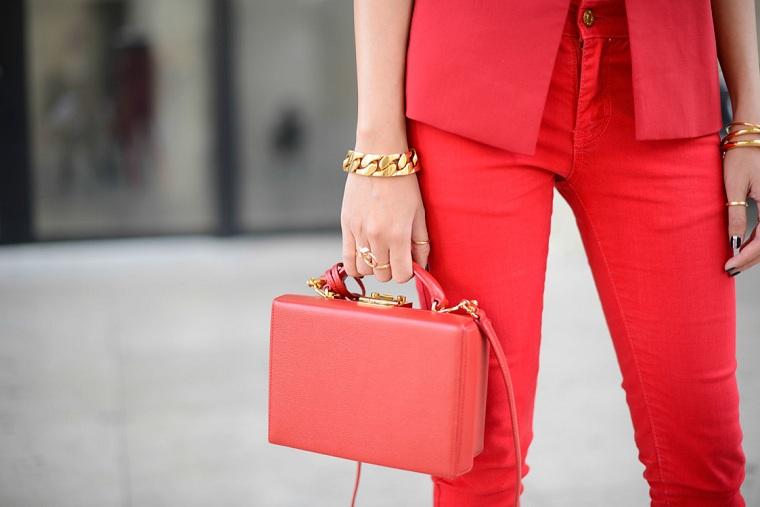 Color coral para la moda