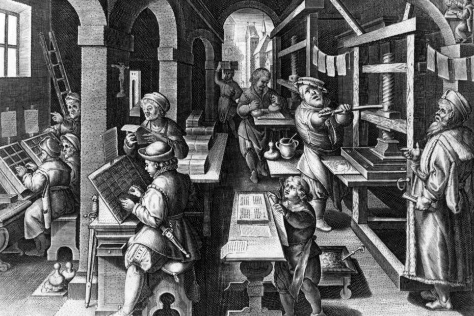 Imprenta ¿Quién la inventó? Johannes Gutenberg fue el inventor de la imprenta.