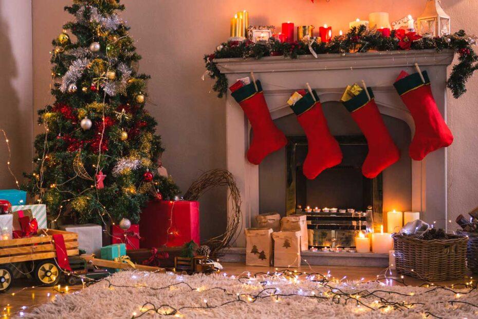 Significado de los colores utilizados en navidad.