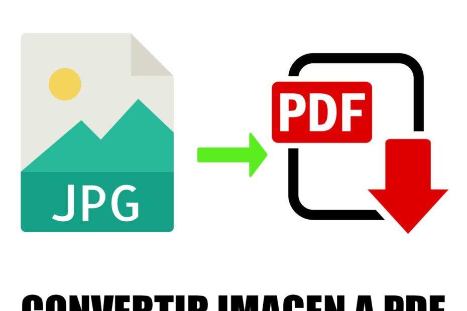 Convertir imagen en pdf