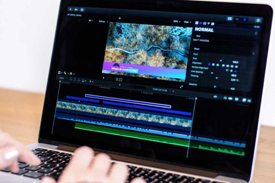 Las mejores aplicaciones para editar vídeos de manera profesional.