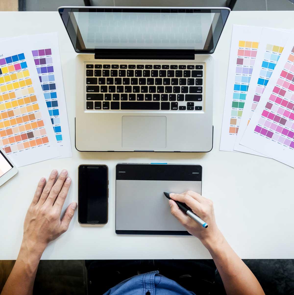 Las mejores aplicaciones para diseñadores gráficos profesionales y principiantes.